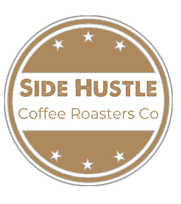 Side Hustle Coffee Roasters Co. Logo